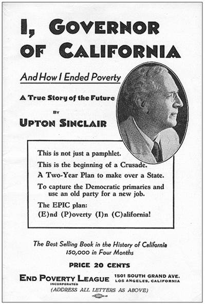 How does upton sinclair depict capitalism as destructive in The Jungle?