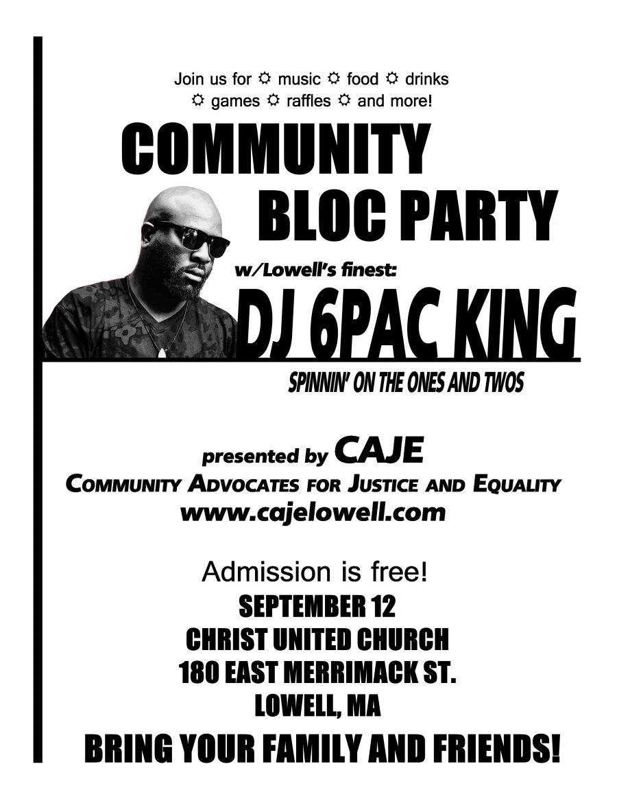 Community Bloc Party